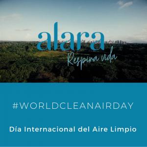 #worldcleanairday