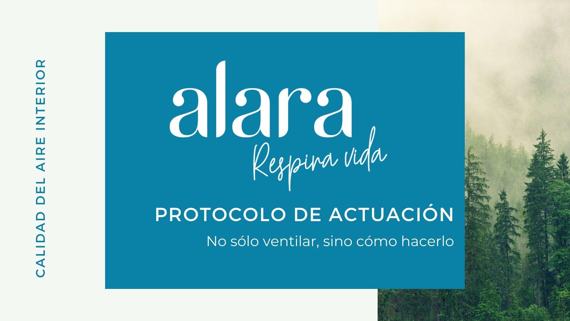 Protocolo de Actuación ALARA IAQ